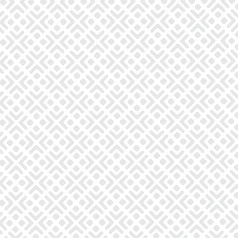 colore grigio del modello geometrico astratto delle piazze su fondo bianco. vettore