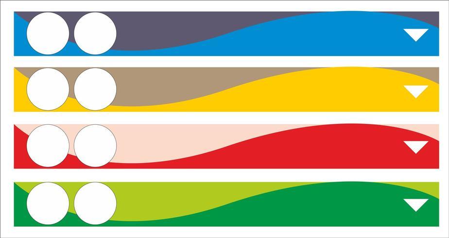 Progettazione del modello banner di vendita, offerta speciale grande vendita. banner di offerta speciale di fine stagione. illustrazione vettoriale. - Vektör