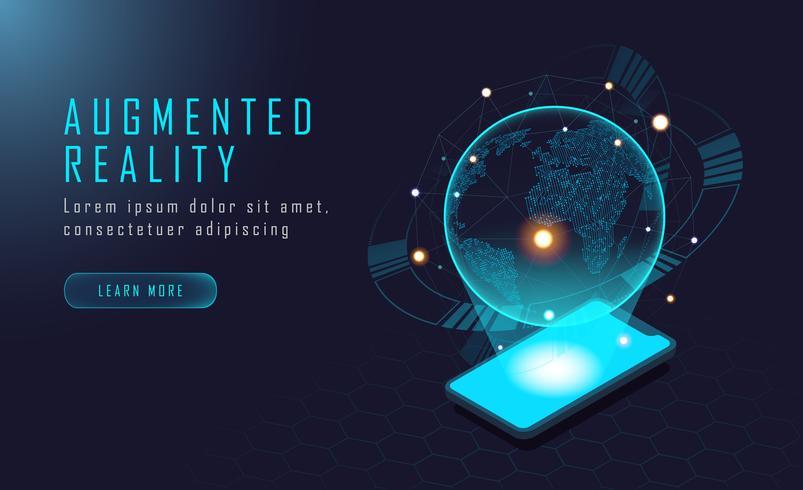 Wereld augmented reality