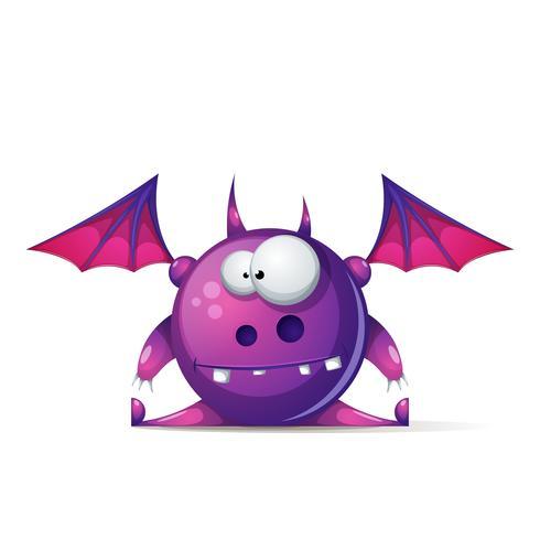 Bildresultat för tecknade söta monster