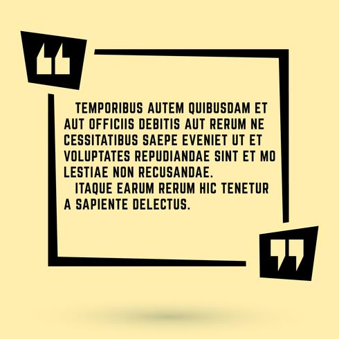 quote4 vetor