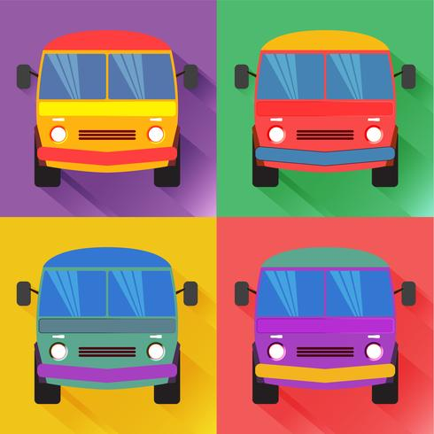 bus2 vector