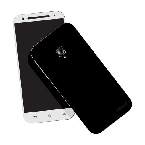 Smartphone-Vorder- und Rückansicht