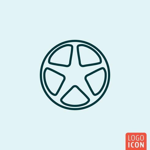 Conception de ligne d'icône