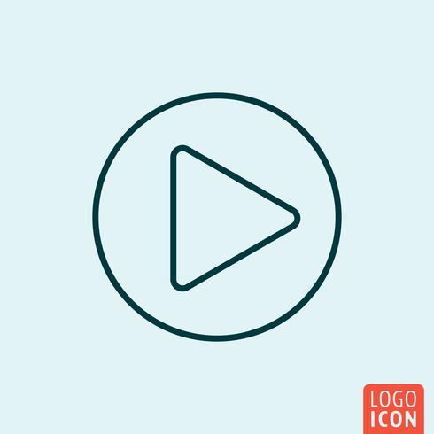 Icon Liniendesign