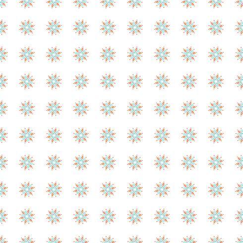 Bunte nahtlose mit Blumenmuster
