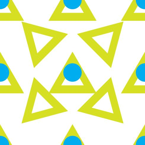 Motivo ripetuto geometrico