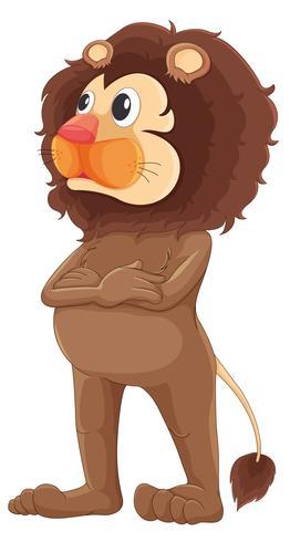 Senhor leão