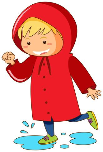 Image result for children and puddles clipart