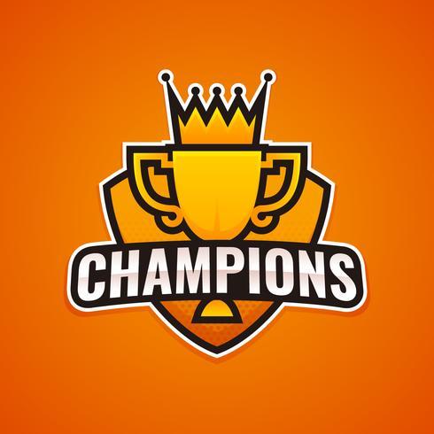 Logo de la Ligue des Champions