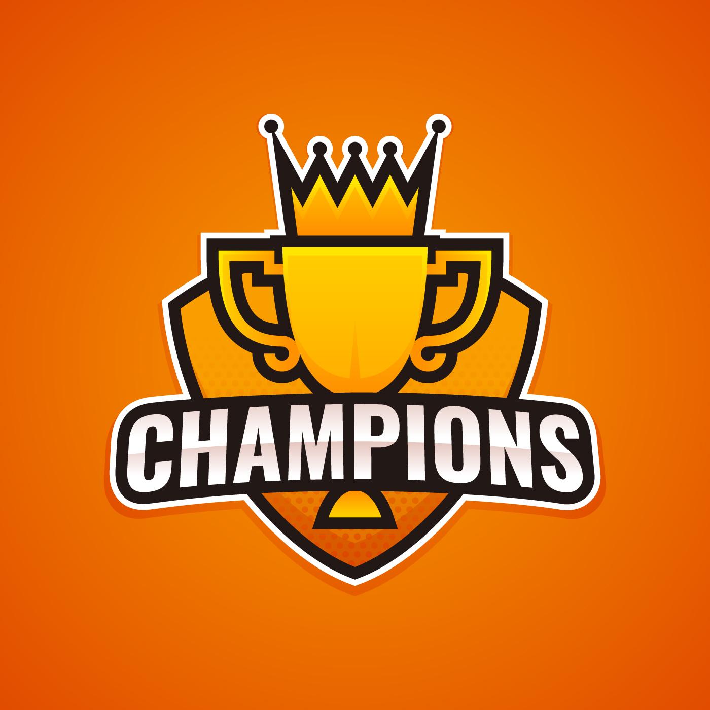 Champions League Vector: Champions League Sports Logo