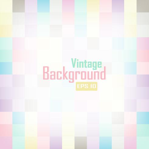Vintage background (soft and delight emotional) vector