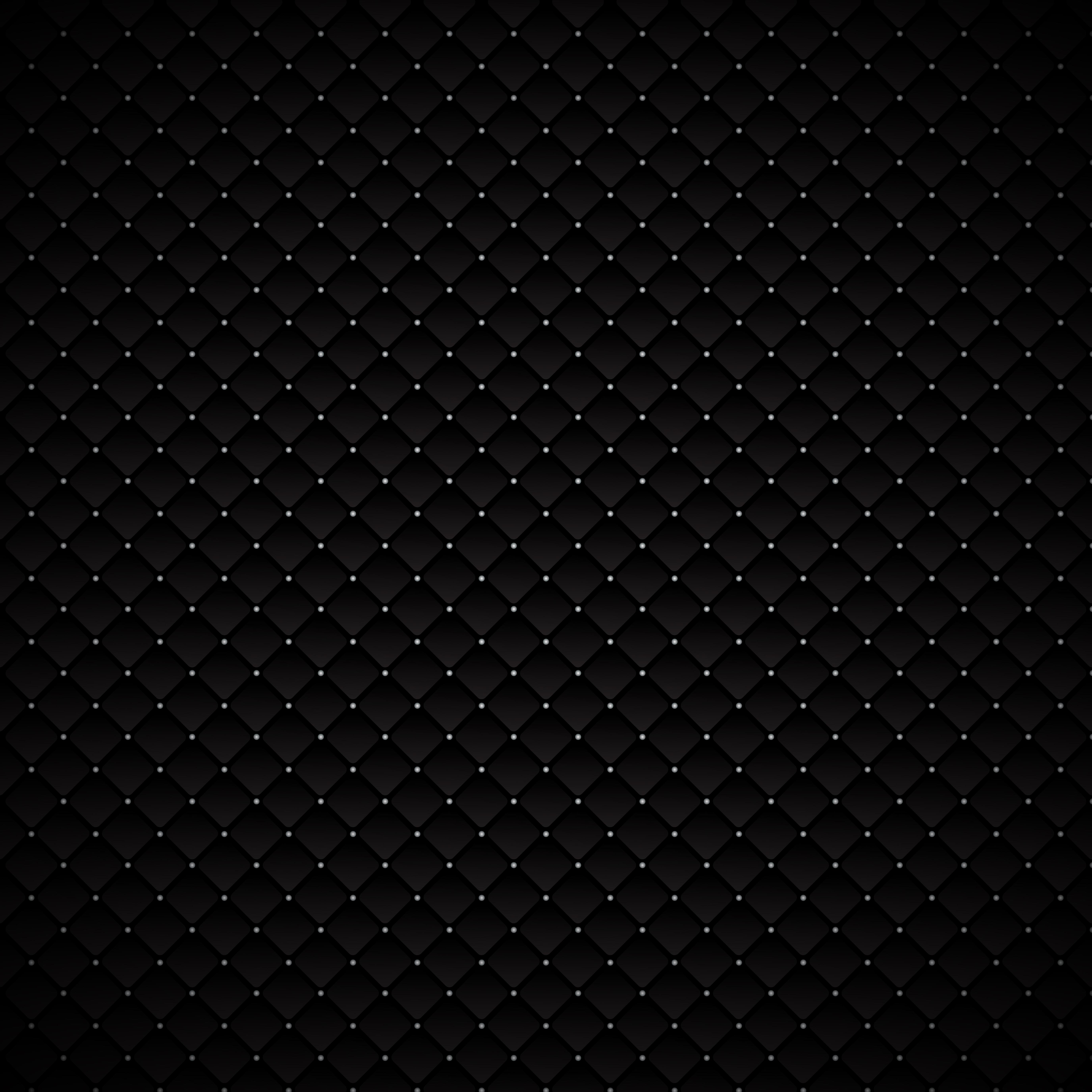 Abstract Luxury Black Geometric Squares Pattern Design