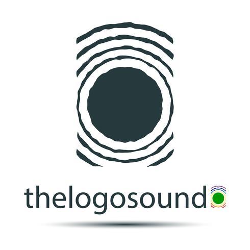 Logosound vector