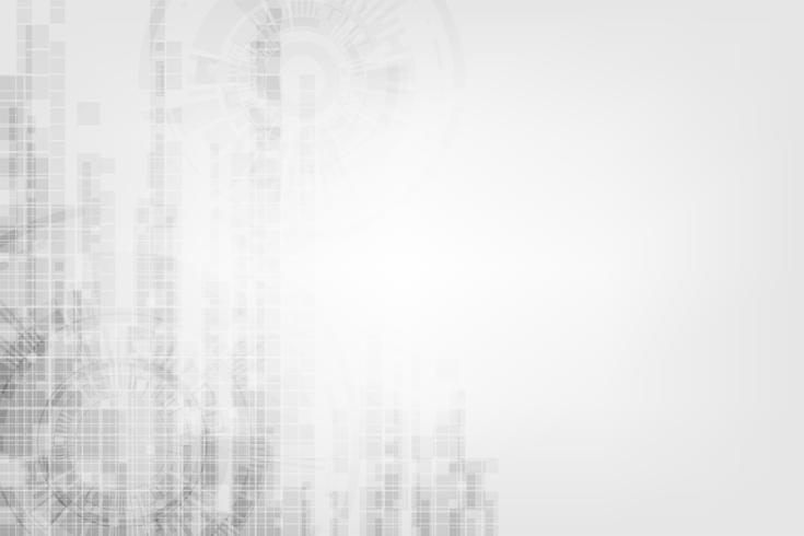 Vector abstract background technology digital concept.