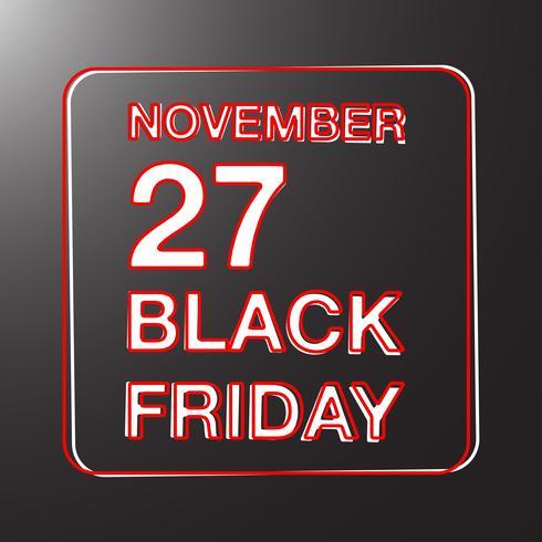 Vendita venerdì nero