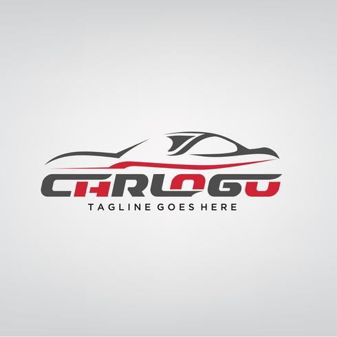 Elegant Car Logo design