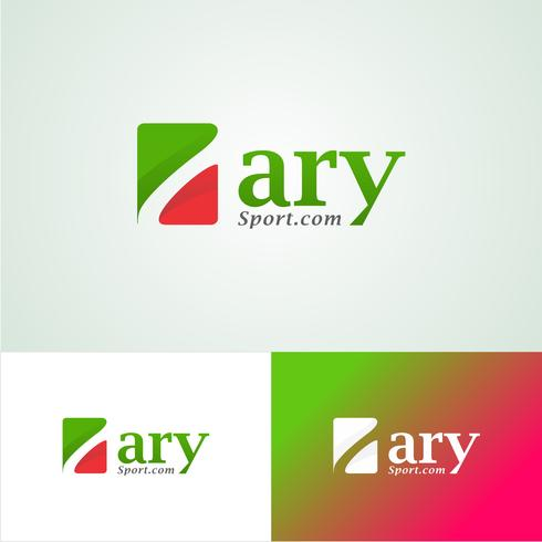 ARY Sports Logo Design Template