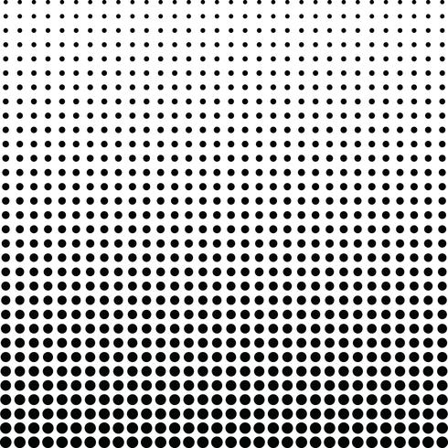 halftone pattern vector background