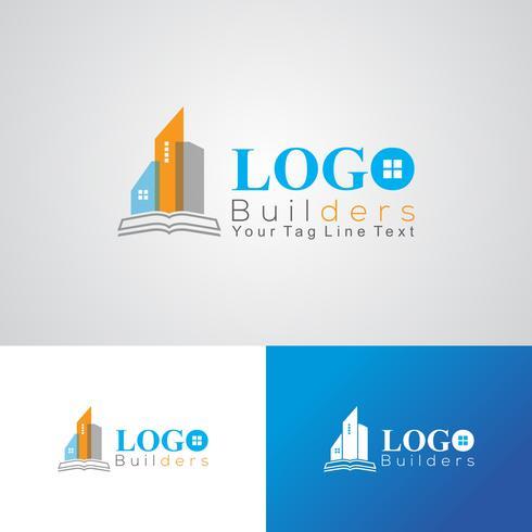 Corporate Builders Logo Design Template
