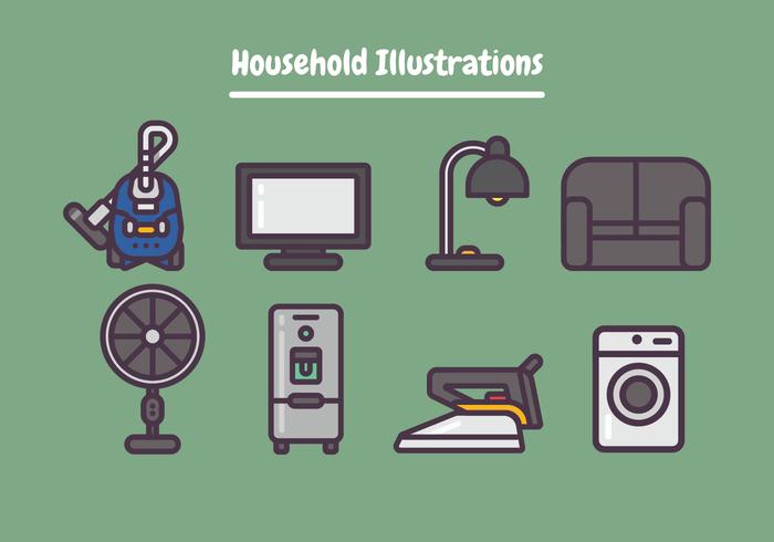 Illustrazioni di famiglia