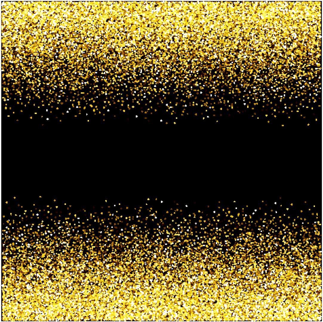 Waterfalls Golden Glitter Sparkle-bubbles Champagne