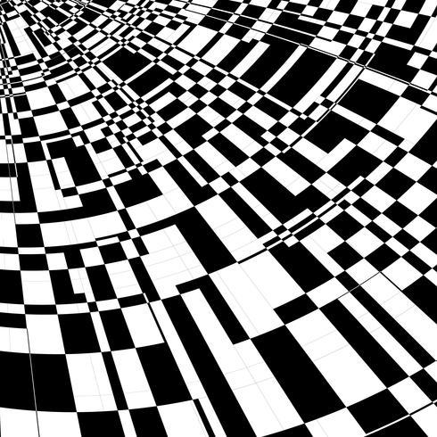Negro y escriba la perspectiva de fondo abstracto.