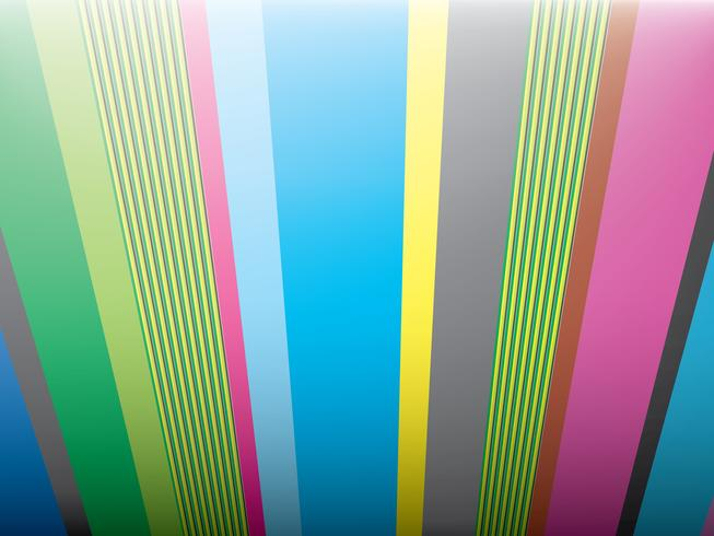 Color line background