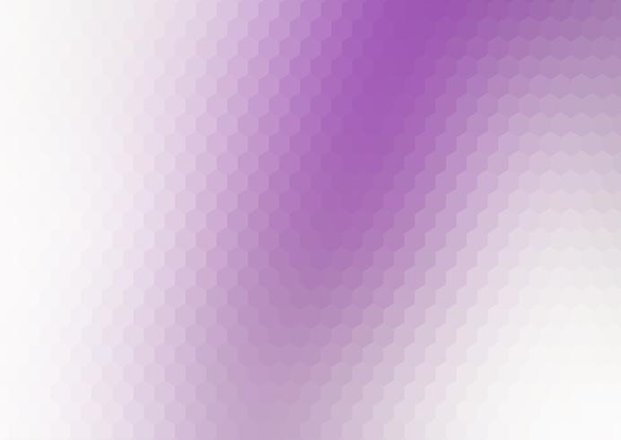 Abstrakter Hintergrund mit sechseckigem Design