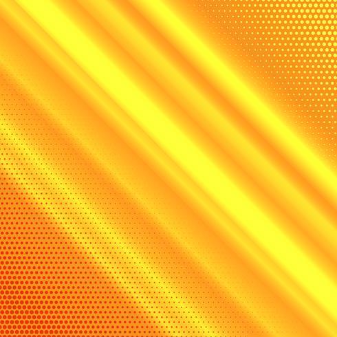 Fundo abstrato com design de pontos de meio-tom