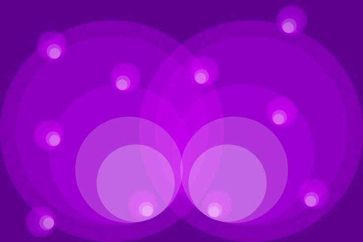 abstrakte Farbverlauf Dynamische Formen Blauen Farbverlauf Kreis Hintergrund