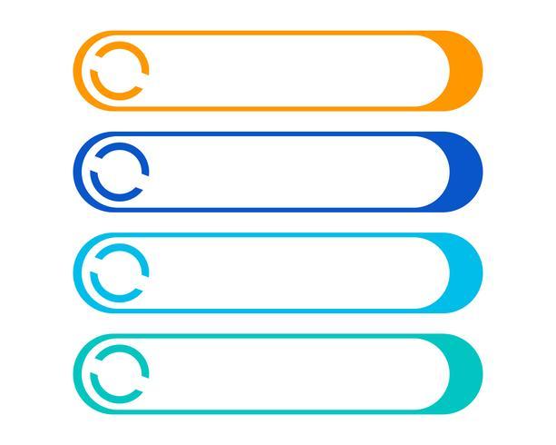 Spracheblasenikone Logo-Schablonenvektor