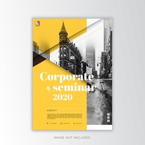 Geschäftsbericht Corporate, Creative Design