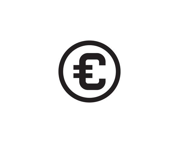 Geldvektorikonen-Illustrationsvektor