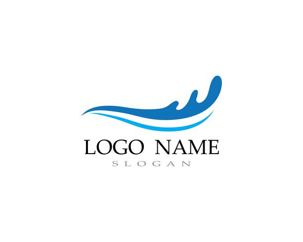 golf water logo strand