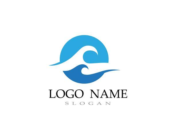 Wellenwasser Logo Strand