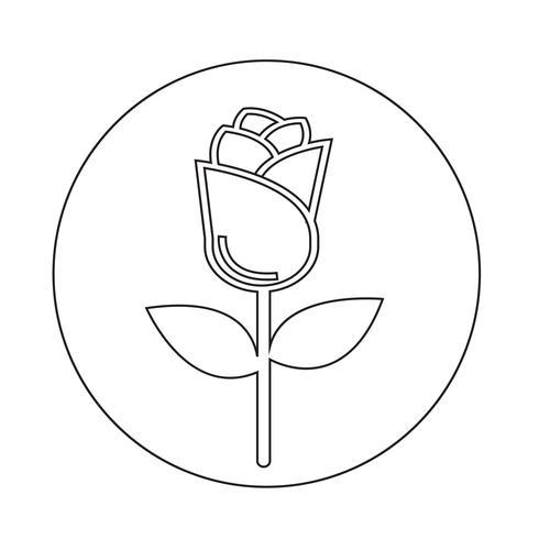 Rose-Symbol