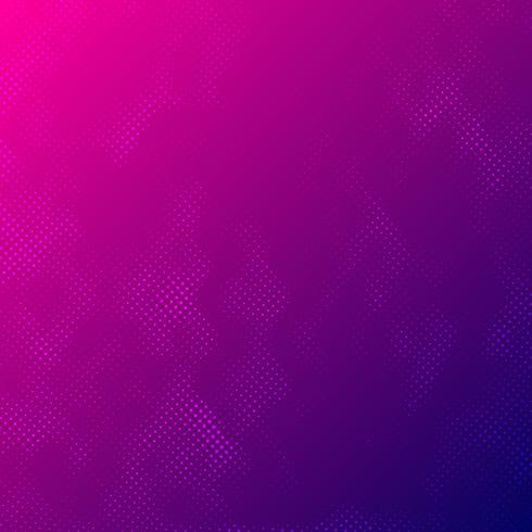 Astratto sfondo di colore vibrante con texture stile mezzitoni. motivo a punti.