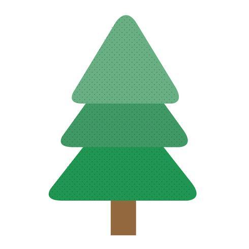 Icona dell'albero di Natale