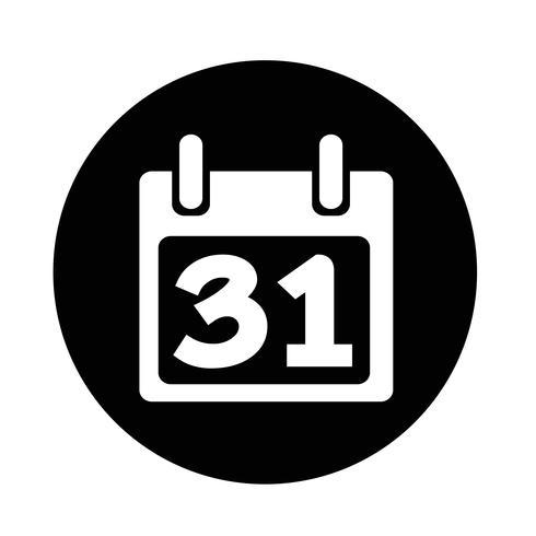 Kalender pictogram