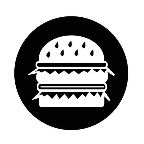 icono de hamburguesa