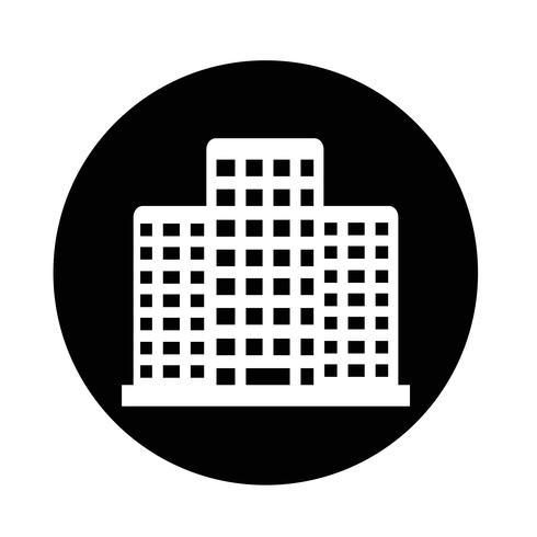 Bürogebäude-Symbol