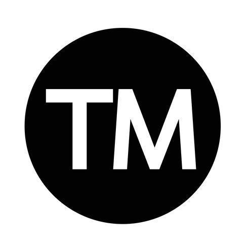 Icona del simbolo del marchio