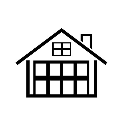 home icon simple  symbol