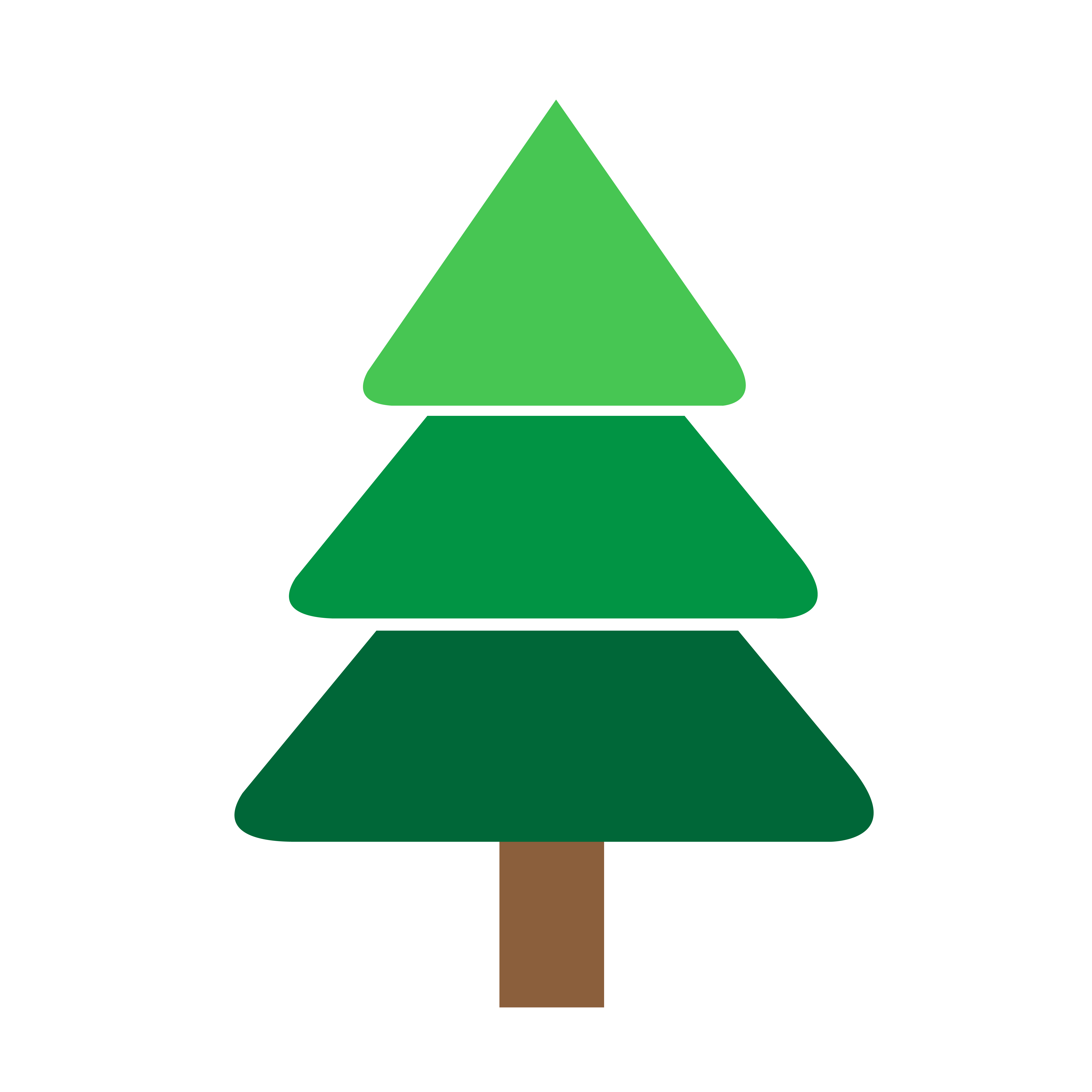 Christmas Tree Facebook Icon: Download Free Vectors, Clipart