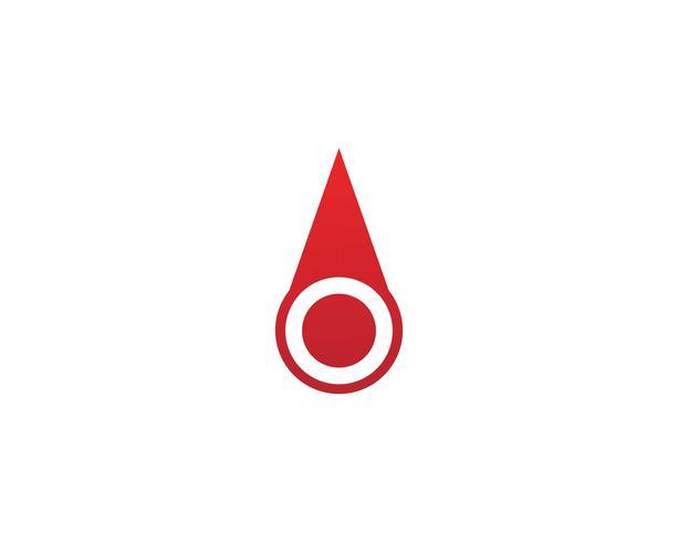 Compass Logo Template vector ícone ilustração design