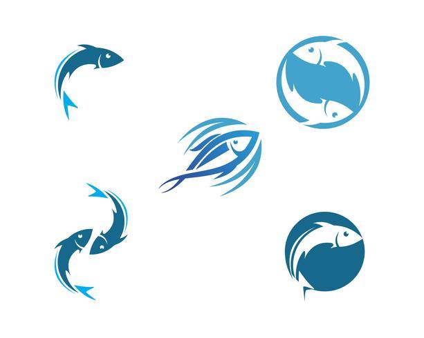 Fisklogotypmall