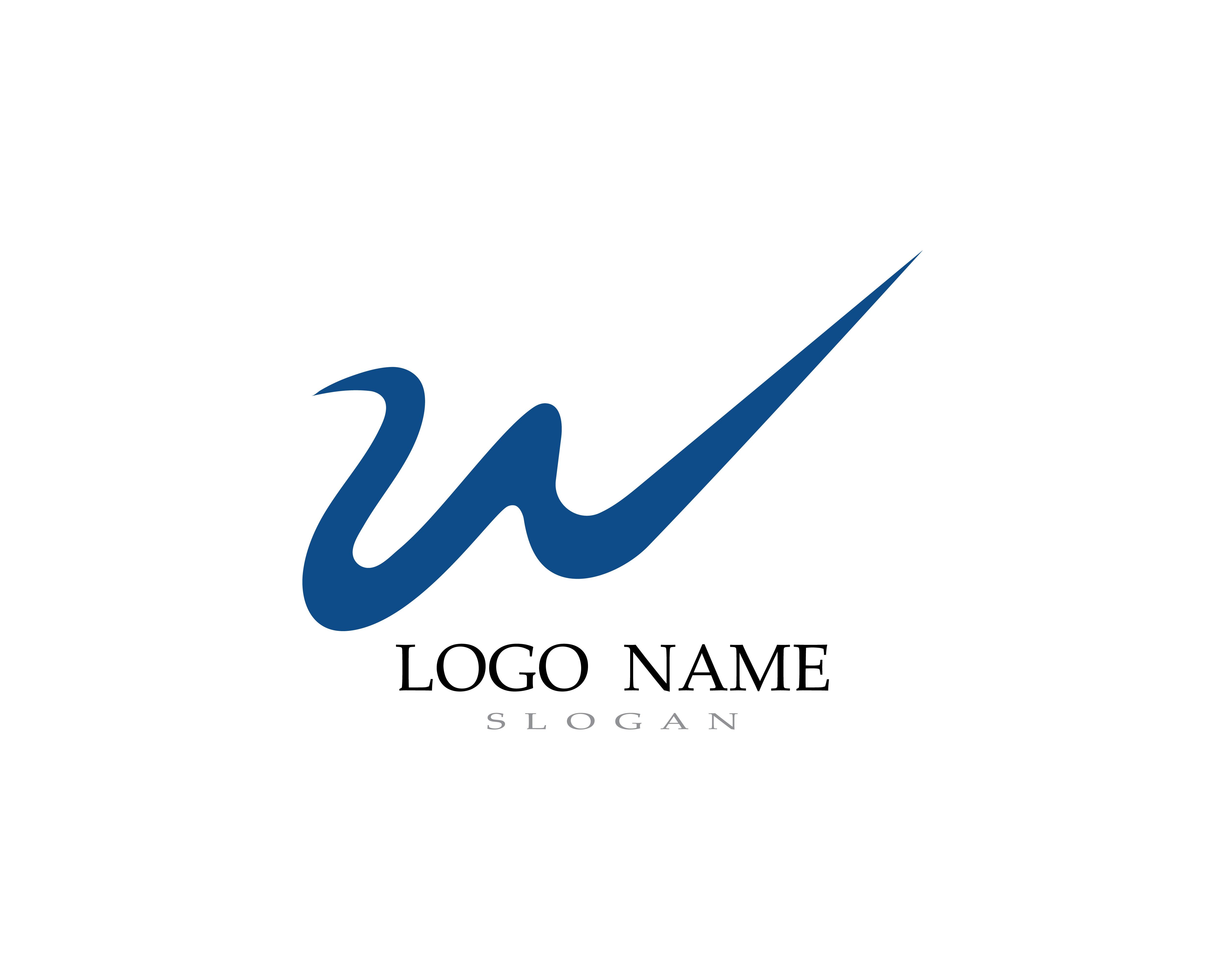 W logo and symbol business vectors - Download Free Vectors ...