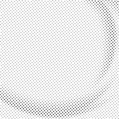 Fondo y textura blancos lisos de la textura de la curva de la textura moderna de semitono de semitono negra abstracta.
