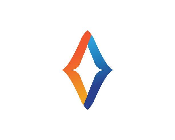 X carta Logo plantilla vector icono
